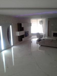Interior design МД90